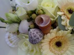 Wedding Boquet with Shells